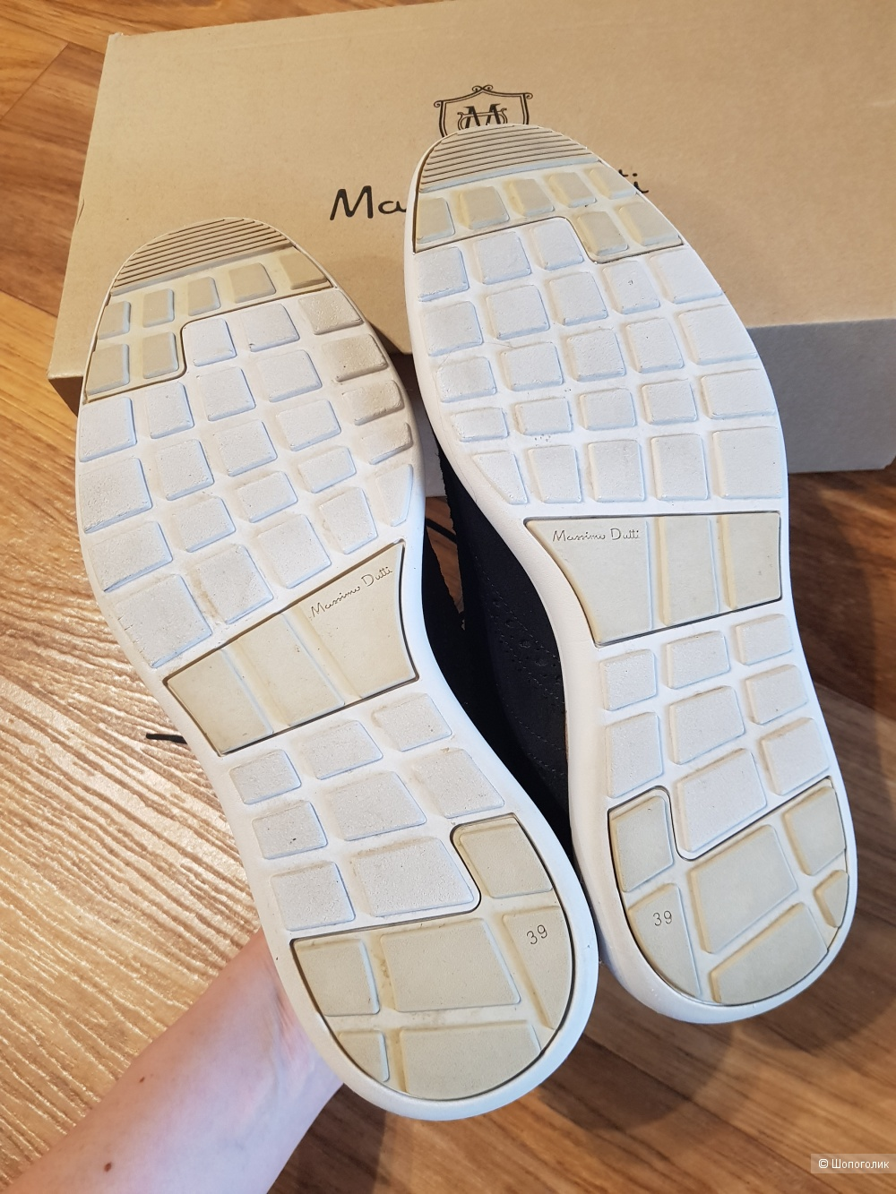 Туфли Massimo Dutti 39 размер