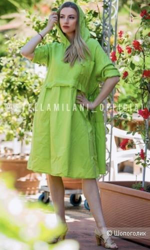 Платье худи комбинированное STELLA MILANI, 46-54