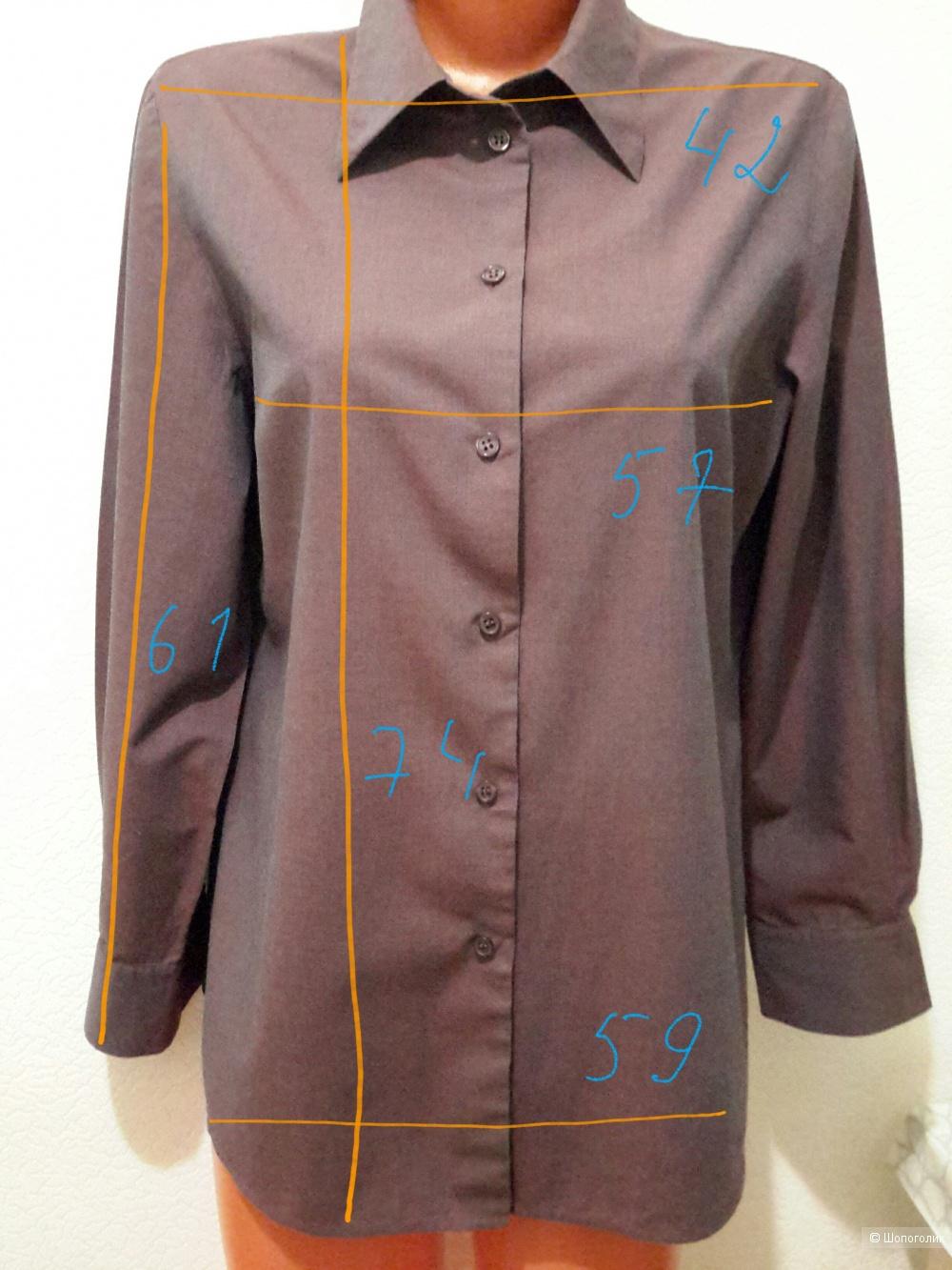 Рубашка PETER HAHN, размер 48/50