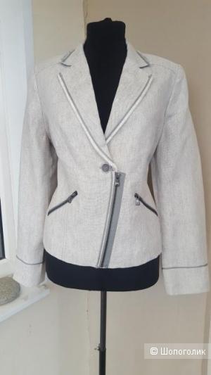 Пиджак - косуха  BERND BERGER. размер 48+-.