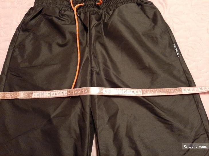 Черные нейлоновые джоггеры COLLUSION, UK10 L30