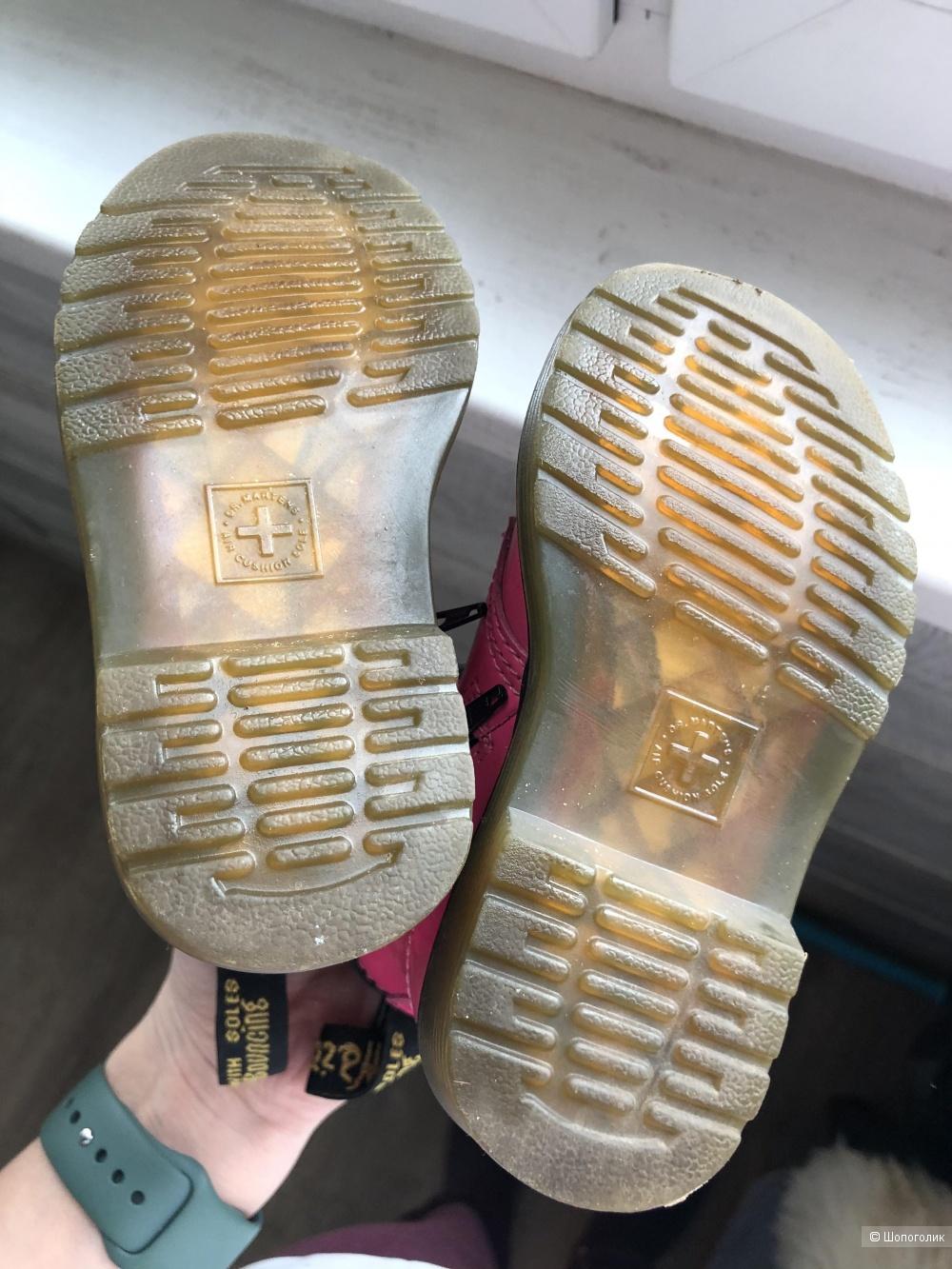 Детские ботинки Dr. Martens 23