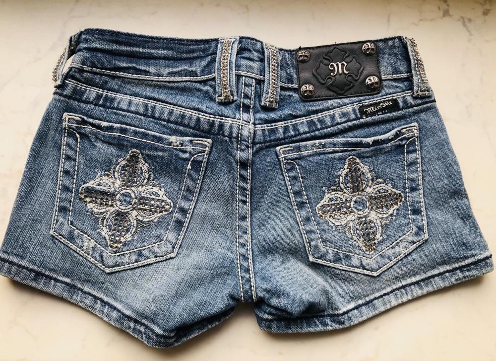 Джинсовые шорты Miss me 25