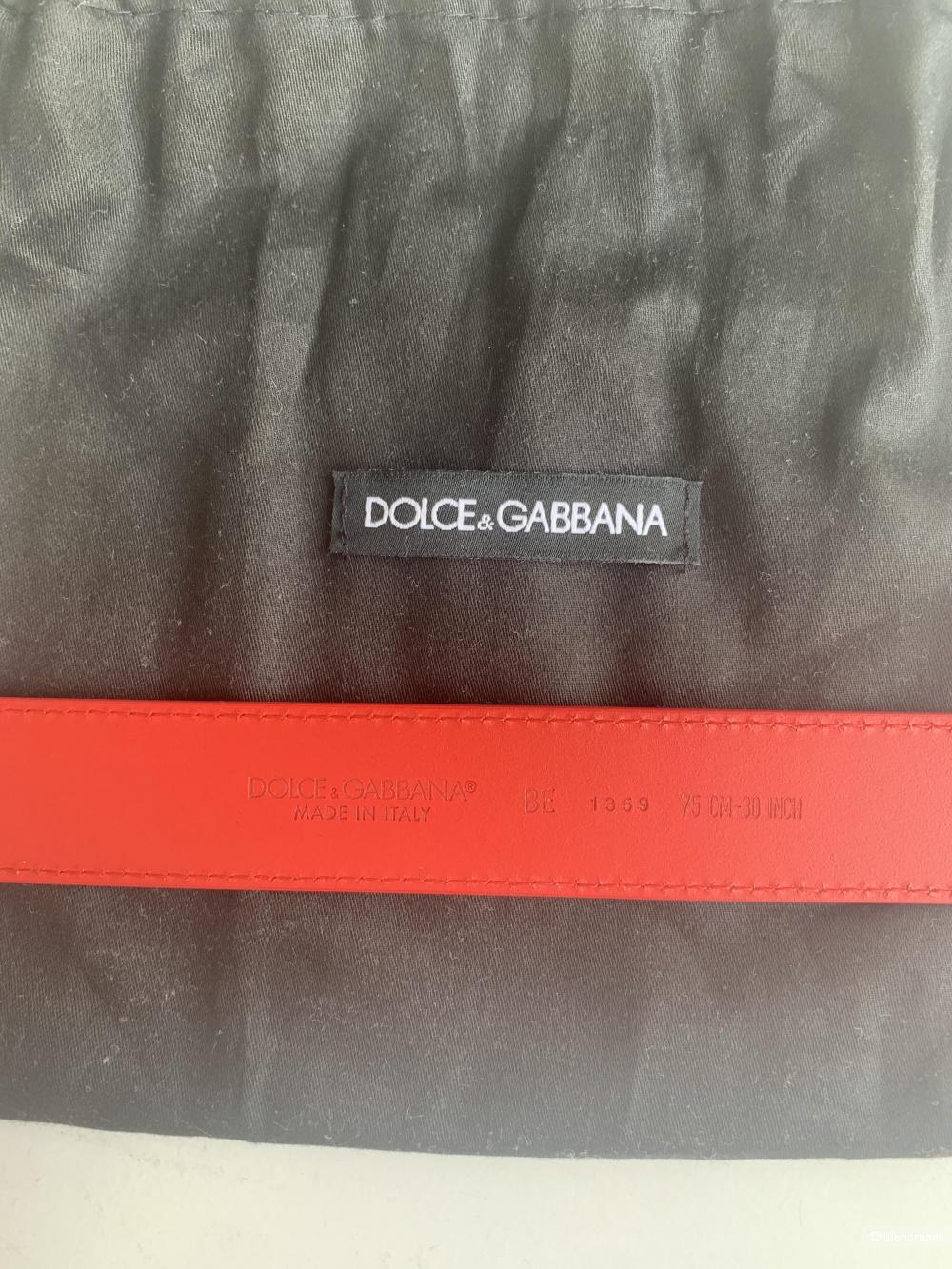 Ремень Dolce&Gabbana, p. 75