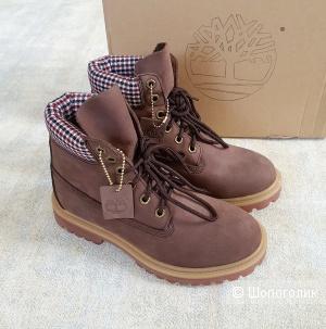 Ботинки Timberland новые 36 размер