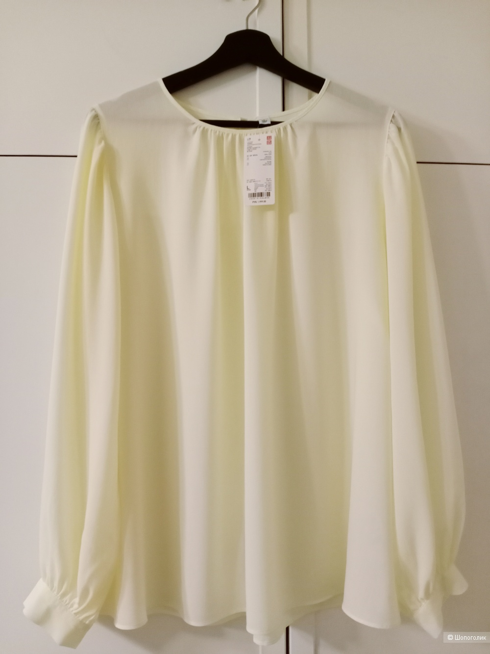 Блузка UNICQLO, размер L
