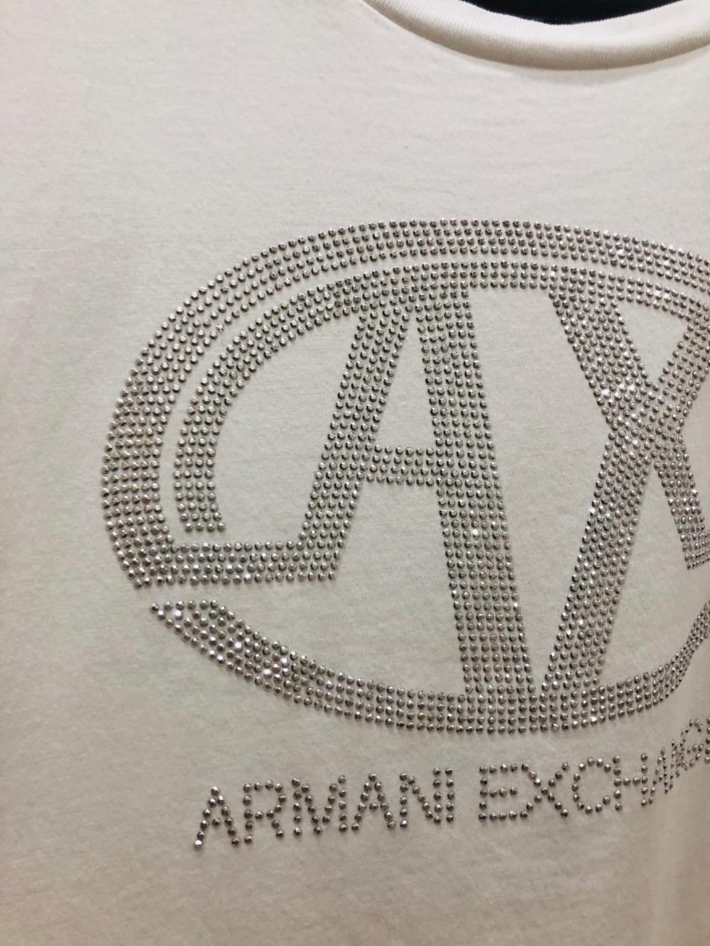 Футболка Armani Exchange. Размер S-M.