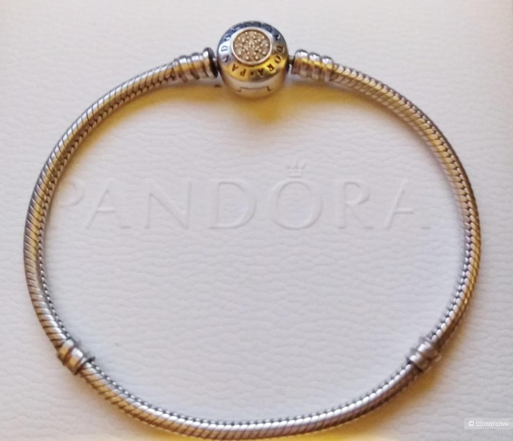 Браслет Pandora р.-19
