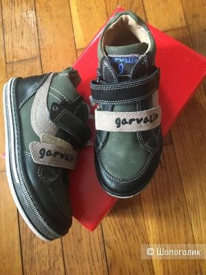 Кожаные ботиночки Garvalin р.29