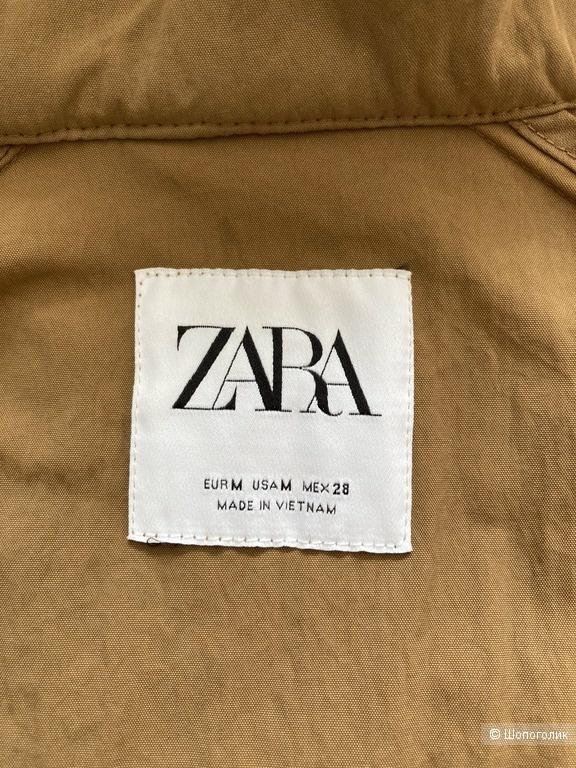 Непромокаемый тренч Zara, М