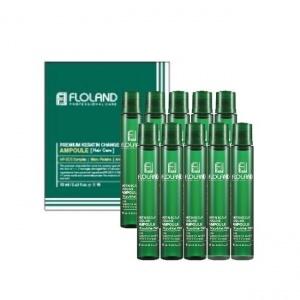 Филлер для волос с биотином Floland Biotin Scalp Cooling Ampoule