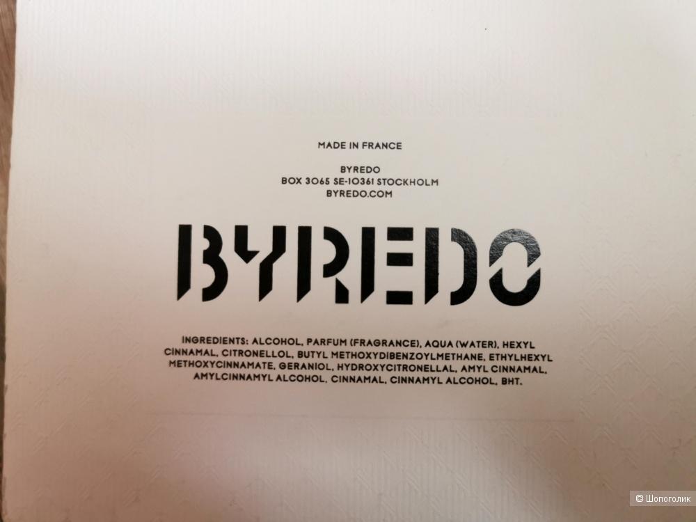 Byredo inflorescence, 75 мл из 100 мл