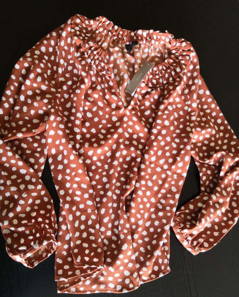 Блуза Jcrew размер М