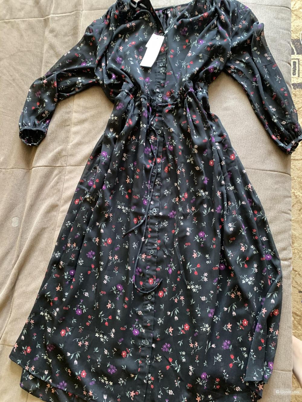 Платье uniclo. Размер 42-44