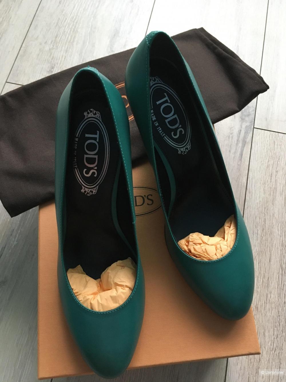 Туфли TOD'S размер 37