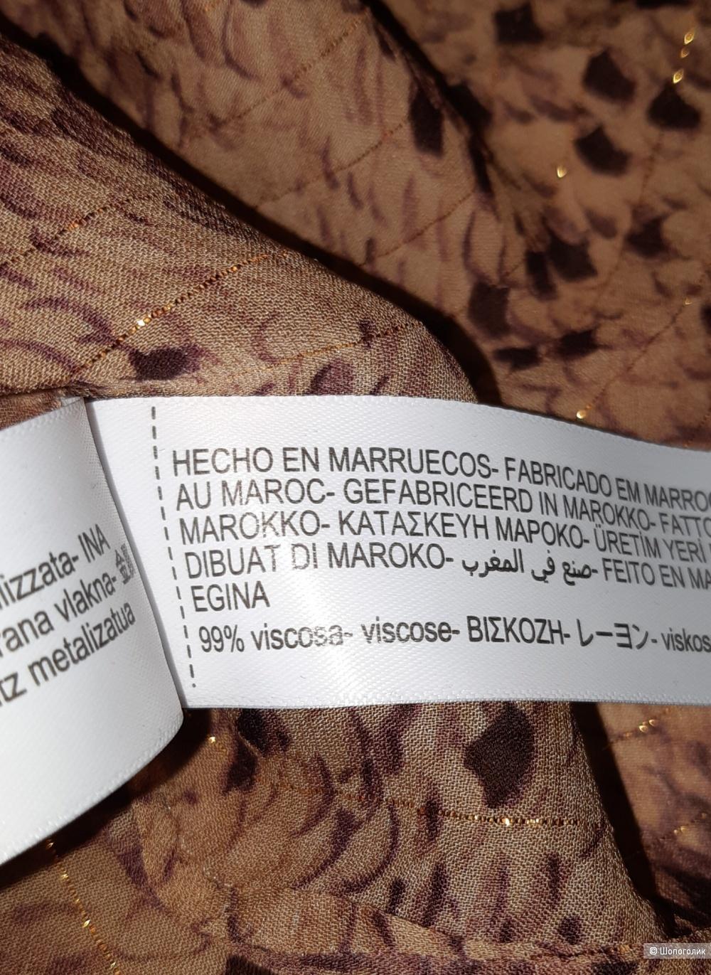 Блуза massimo dutti, размер eur40