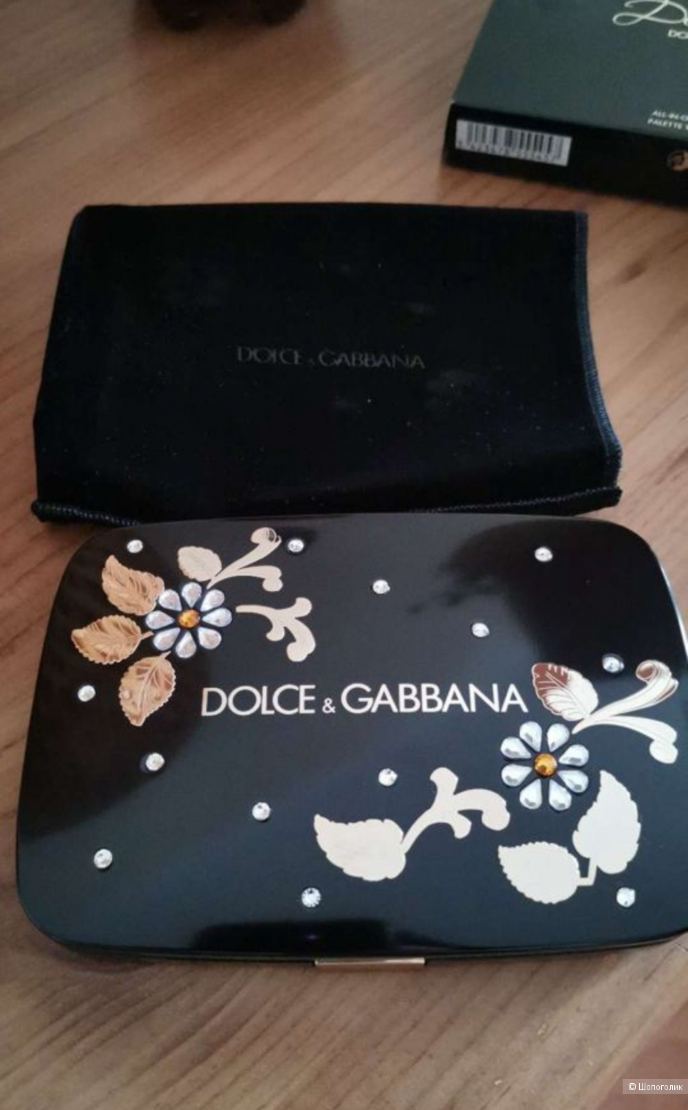 DOLCE&GABBANA Палетка для лица ALL-IN-ONE DOLCE SKIN