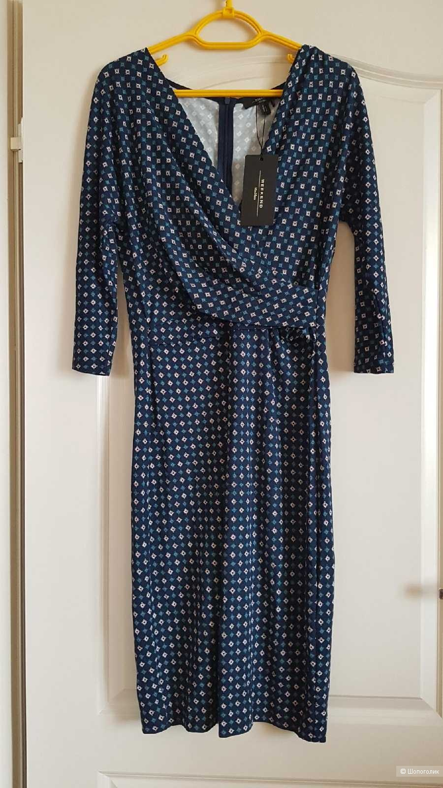 Платье Max Mara Weekend размер L