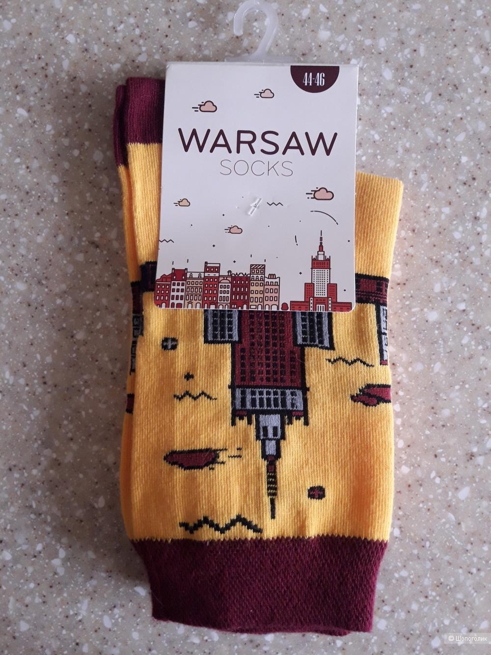 Носки WARSAW socks