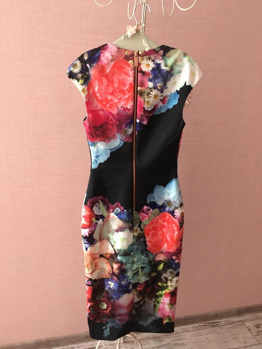Платье Ted Baker uk 8 (1)