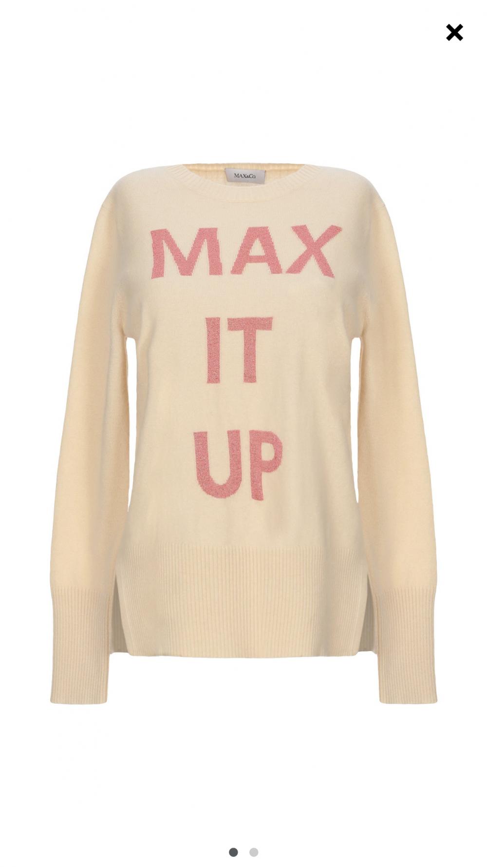 Свитер MAX & CO., размер L.