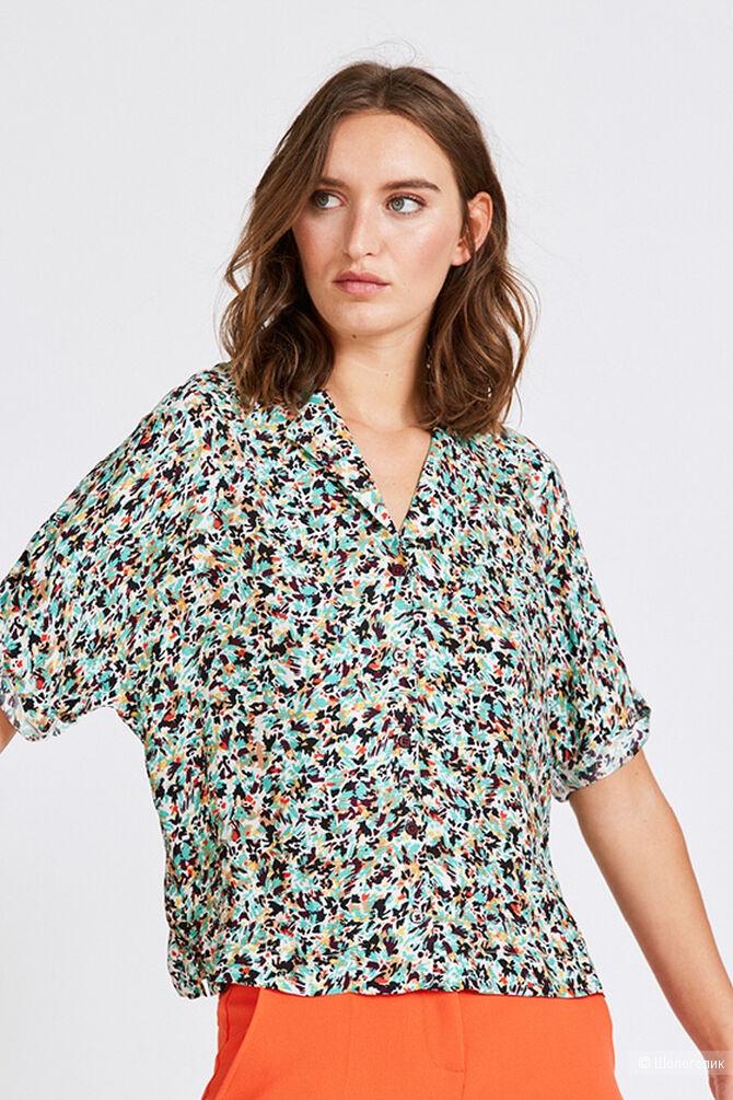 Блузка  CKS, размер 48-50