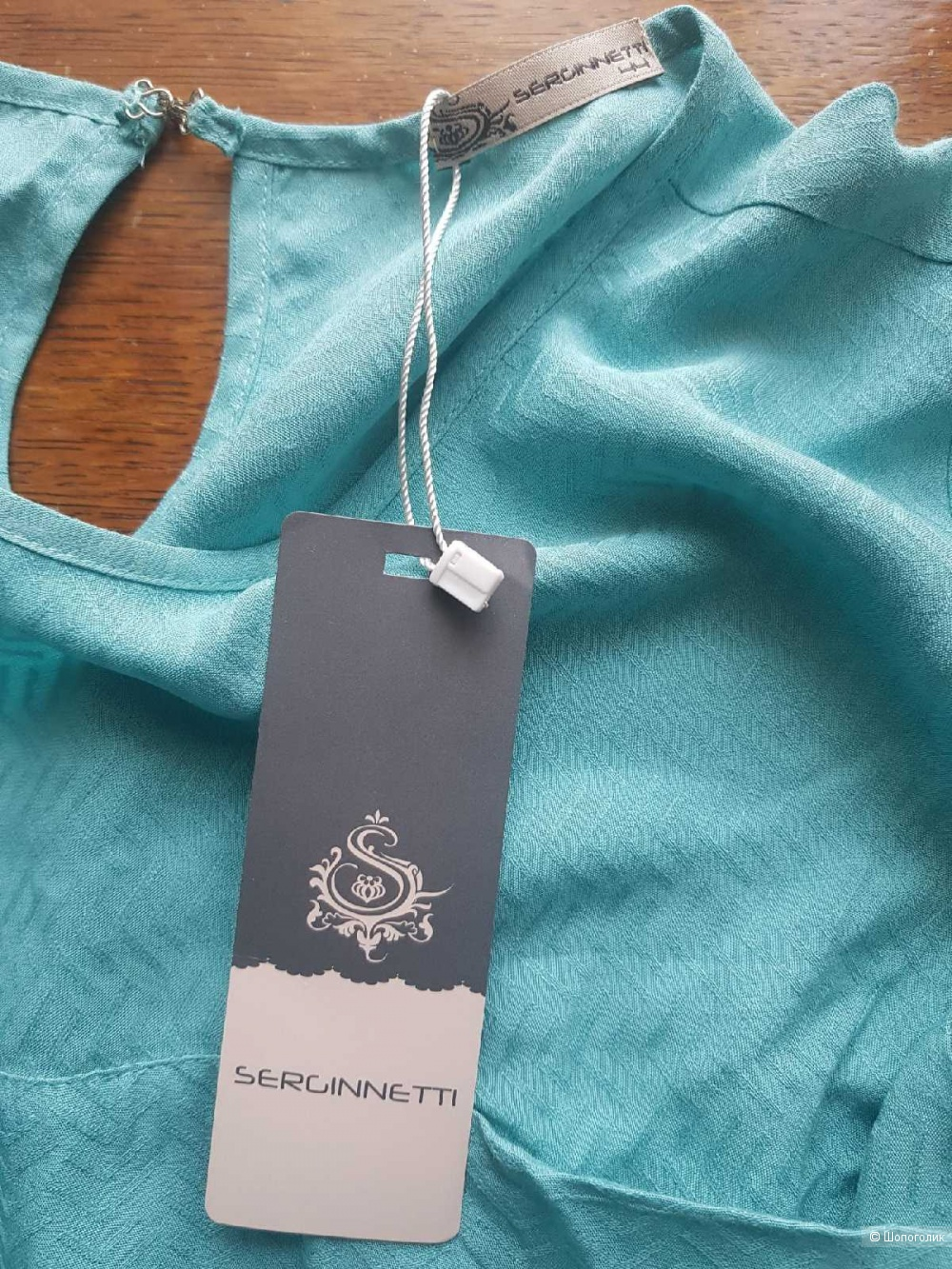 Блузка Seronnetti размер 44 RUS