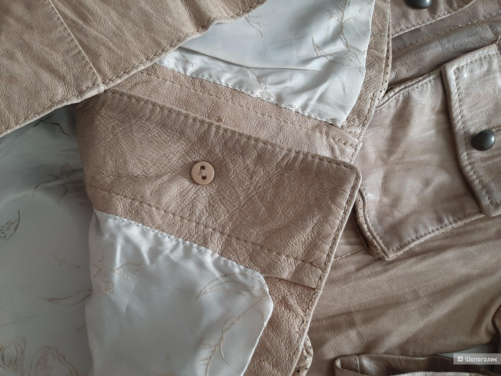 Куртка la pelle  размер 46