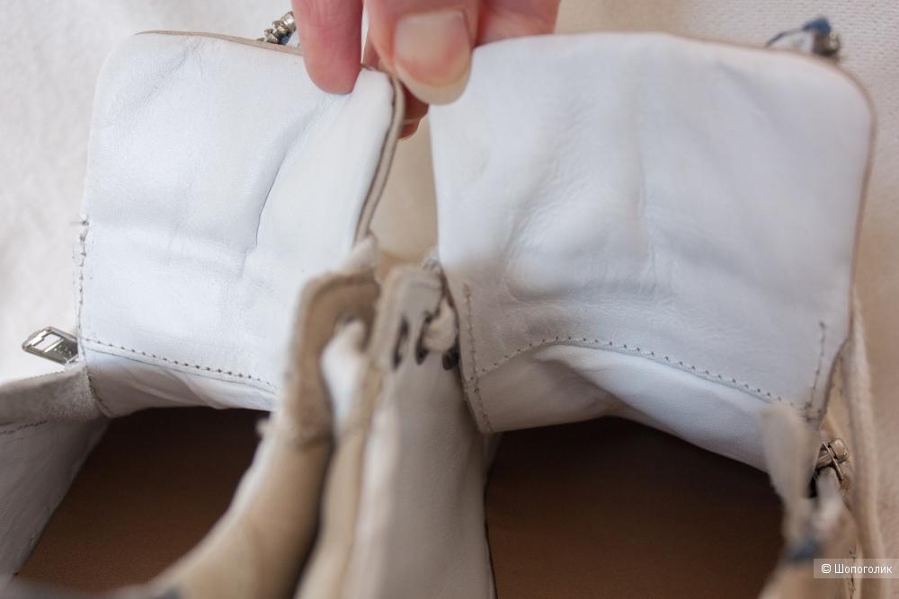 Кеды кожаные Swaggies 34.5-35 RU