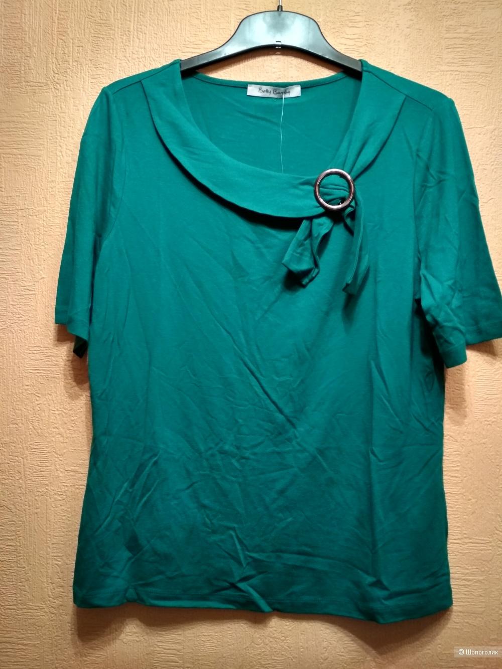 Блузка-футболка Betty Barclay, Германия , размер фр 44 на наш 50-52