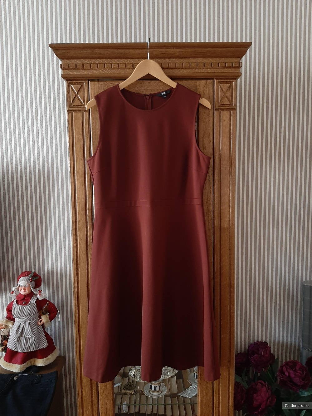 Платье Uniqlo р.46-48