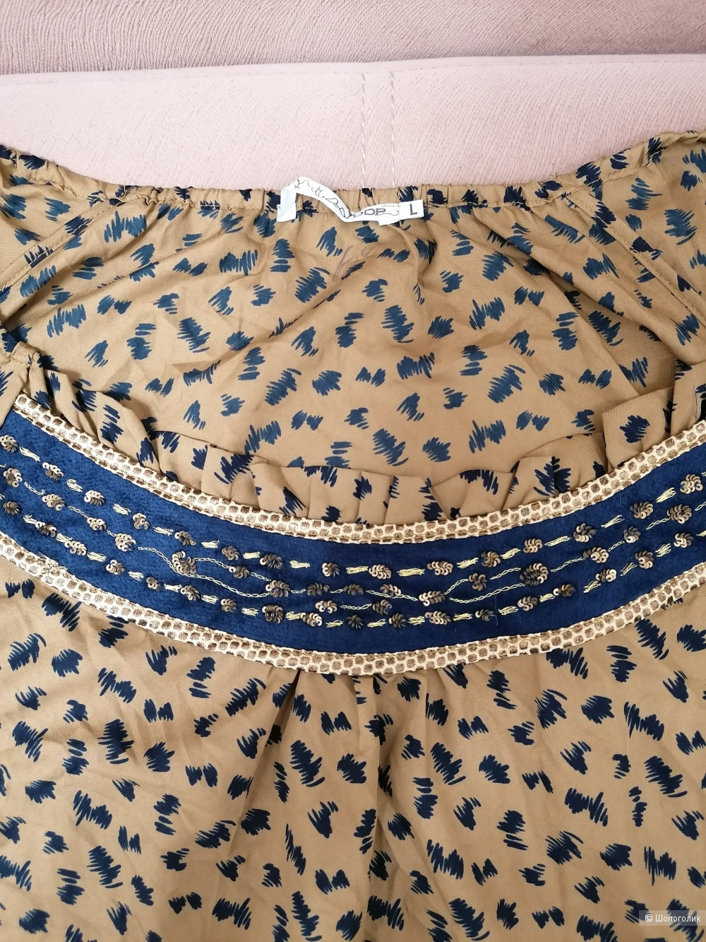 Блузка Ddp размер L