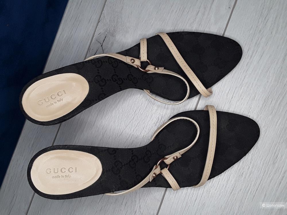 Босоножки  Gucci 40