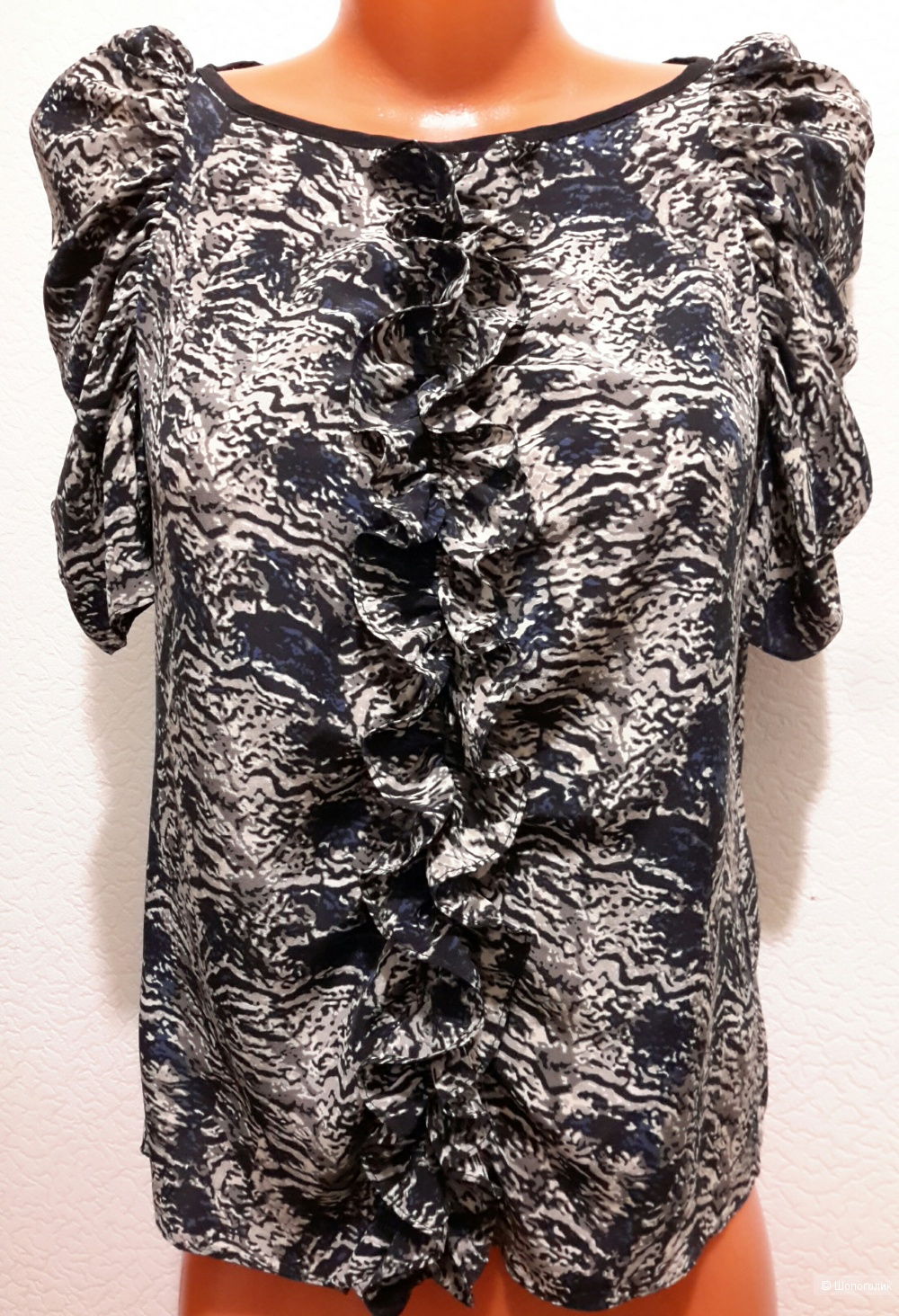 Блуза MAJE, размер (2) 44