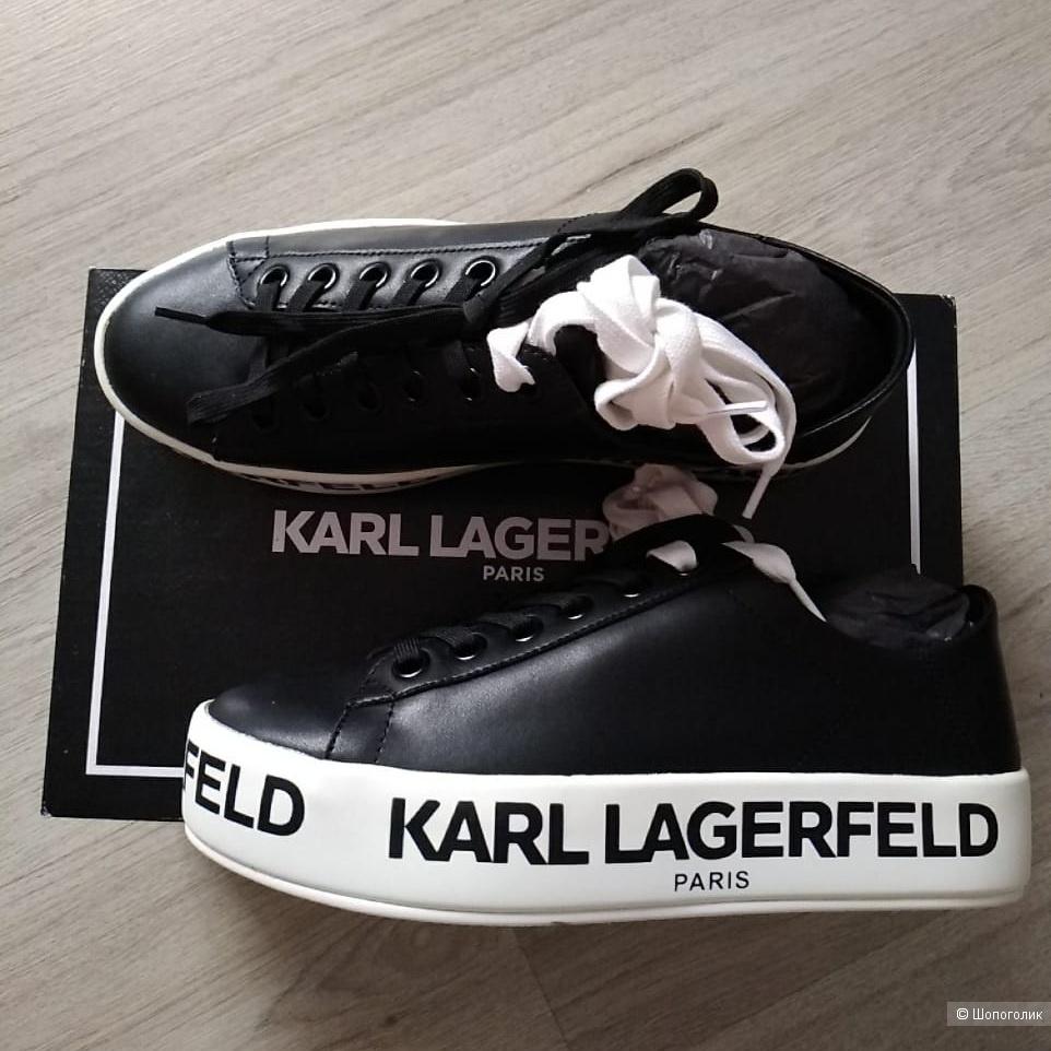 Кеды Karl lagerfeld, размер 38