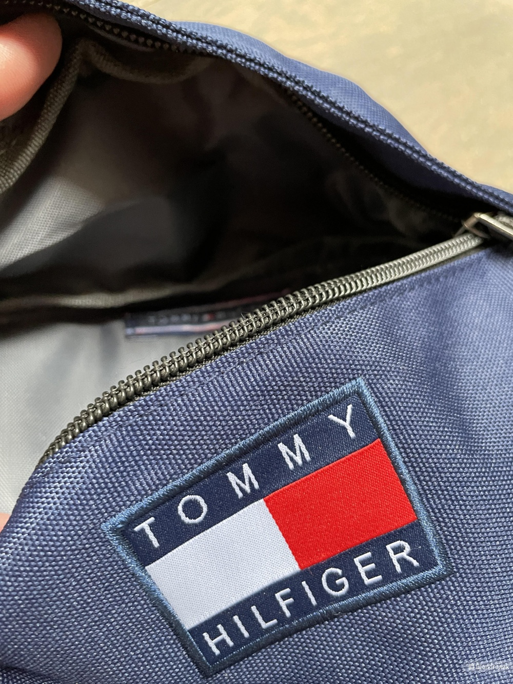 Сумка поясная Tommy Hilfiger, one size
