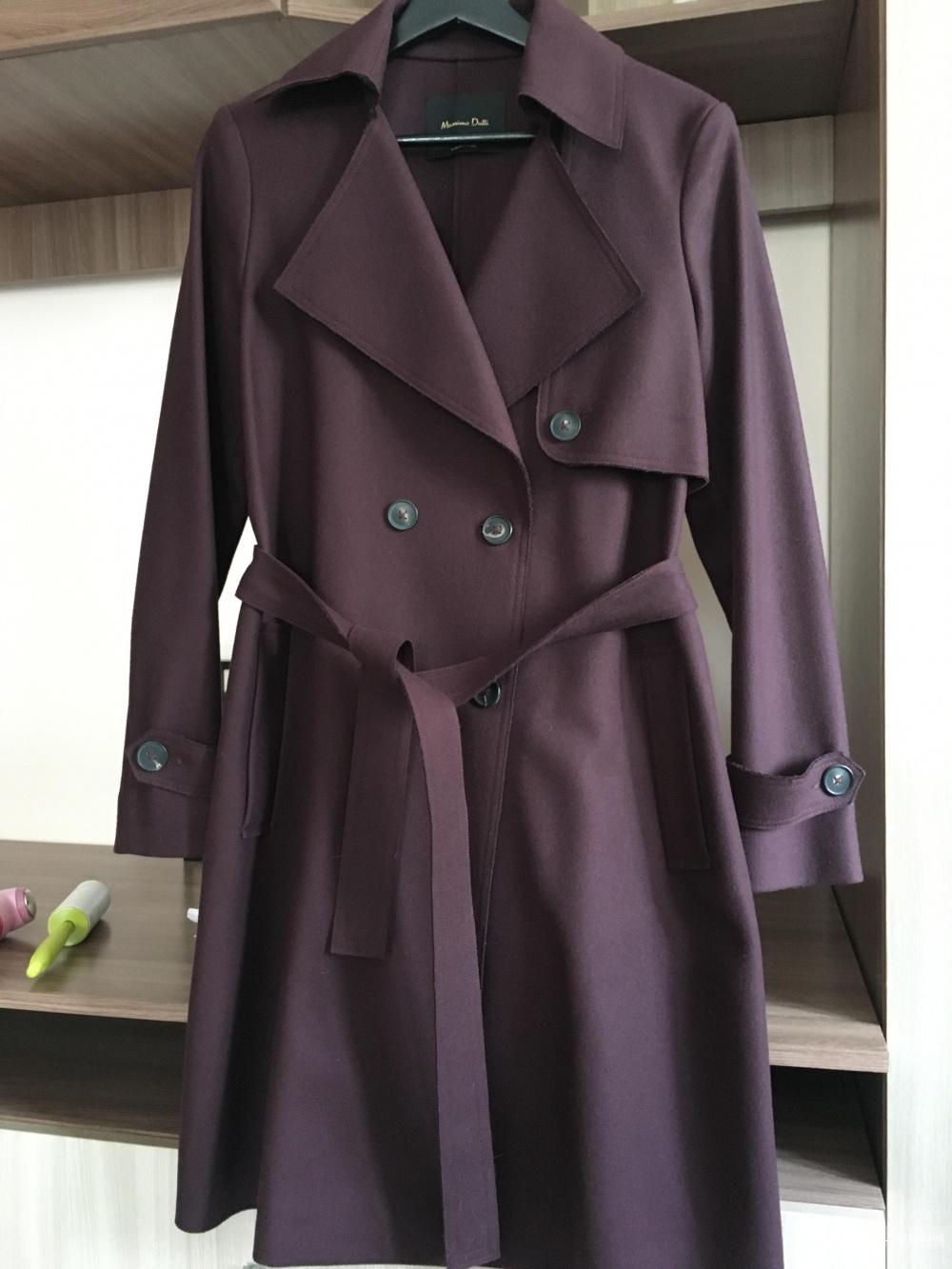 Пальто Massimo Duti  размер 44-46