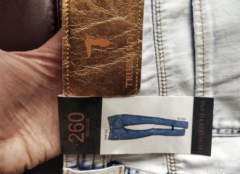 Джинсы Trussardi Jeans, 44/46