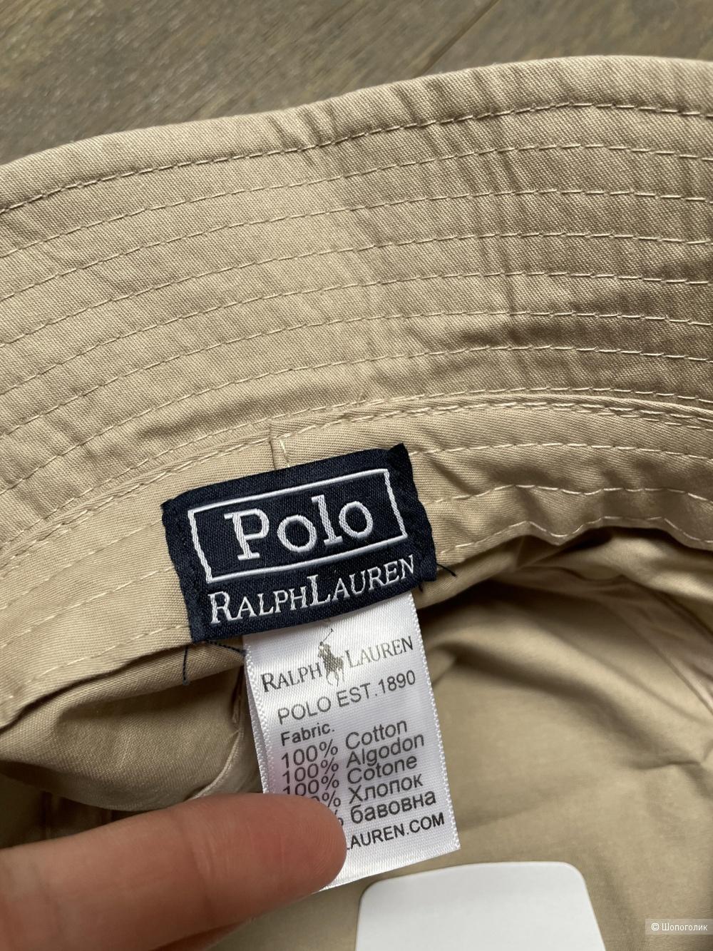 Панама POLO RALPH LAUREN, one size