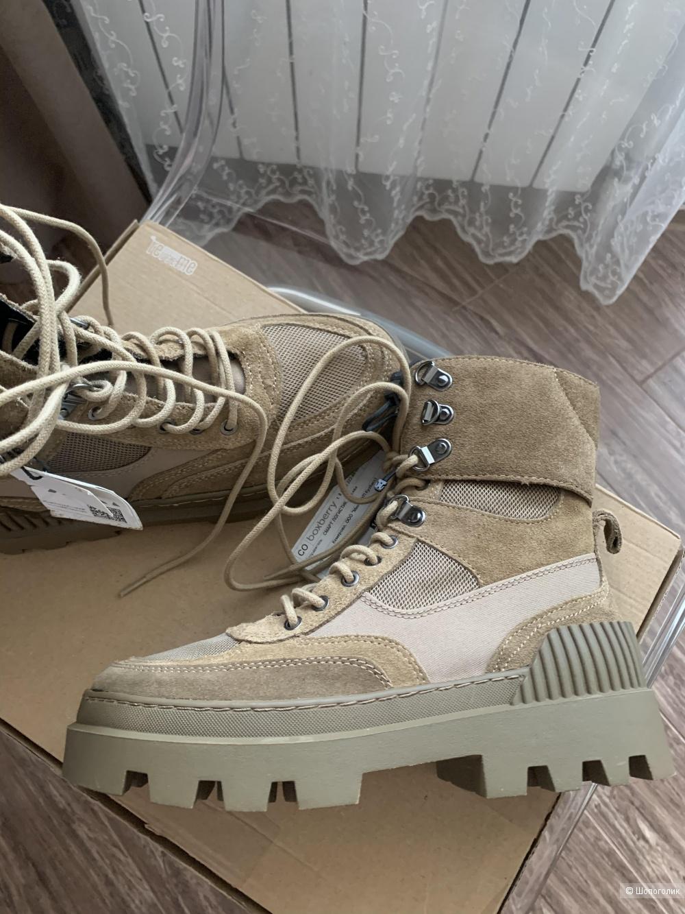 Ботинки Zara, 37 размер