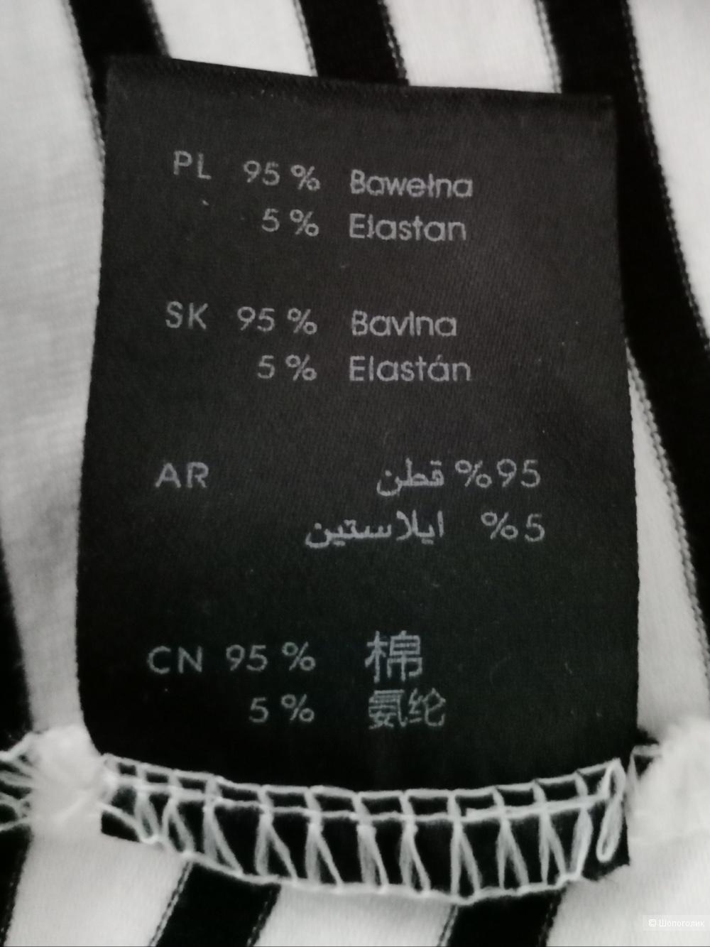 Блузка, лонгслив  LINDEX, 46-50