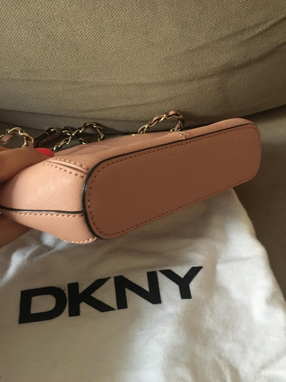 Сумка кросс боди DKNY