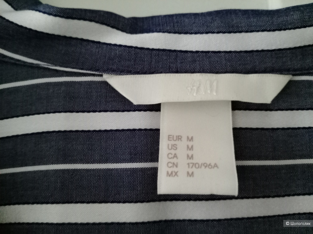 Блузка H&M,  размер 46-52