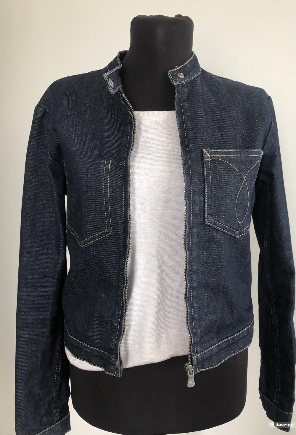 Джинсовая куртка Calvin Klein Jeans размер S