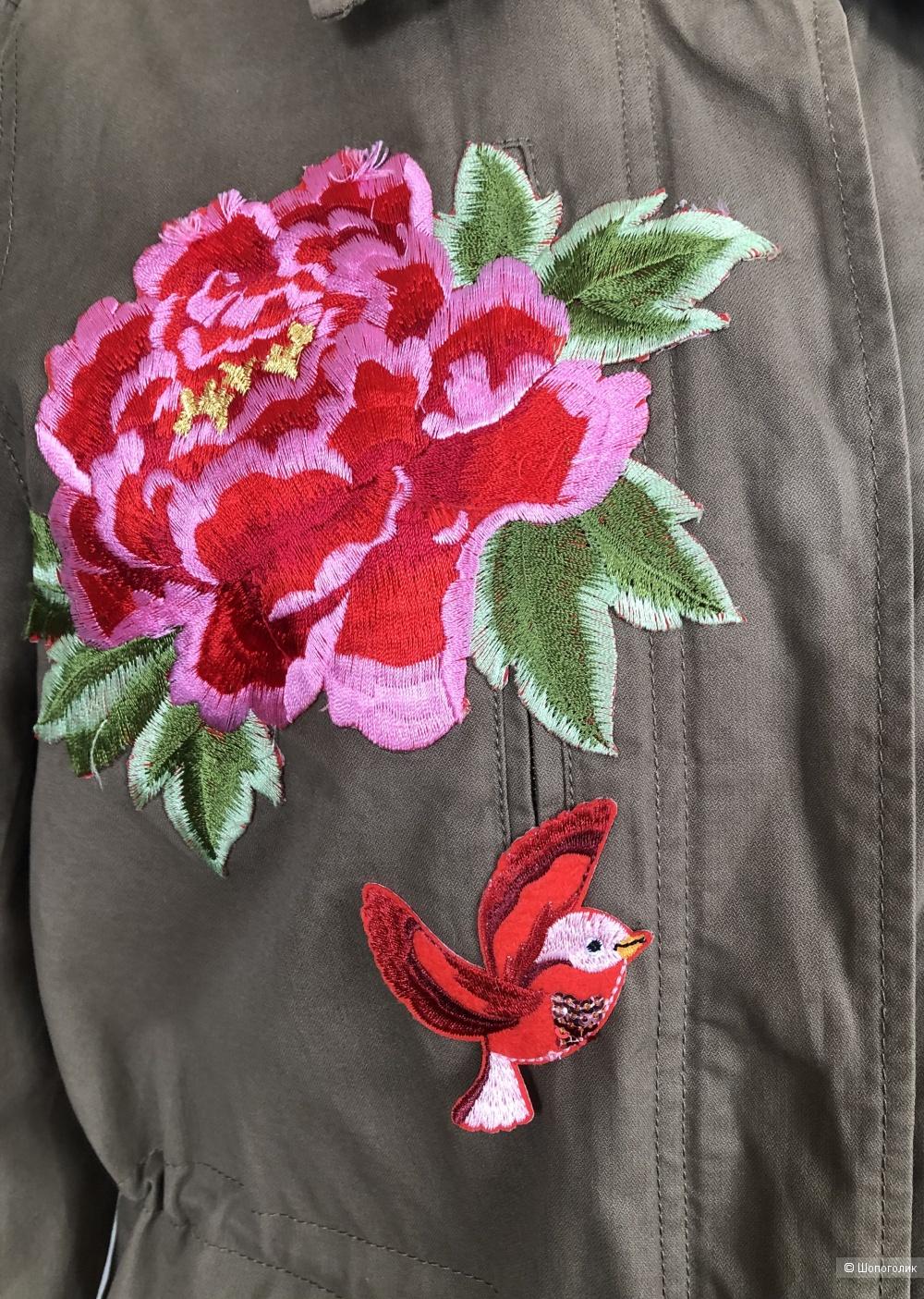 Куртка-парка Opus размер 38  ( на 44 российский)