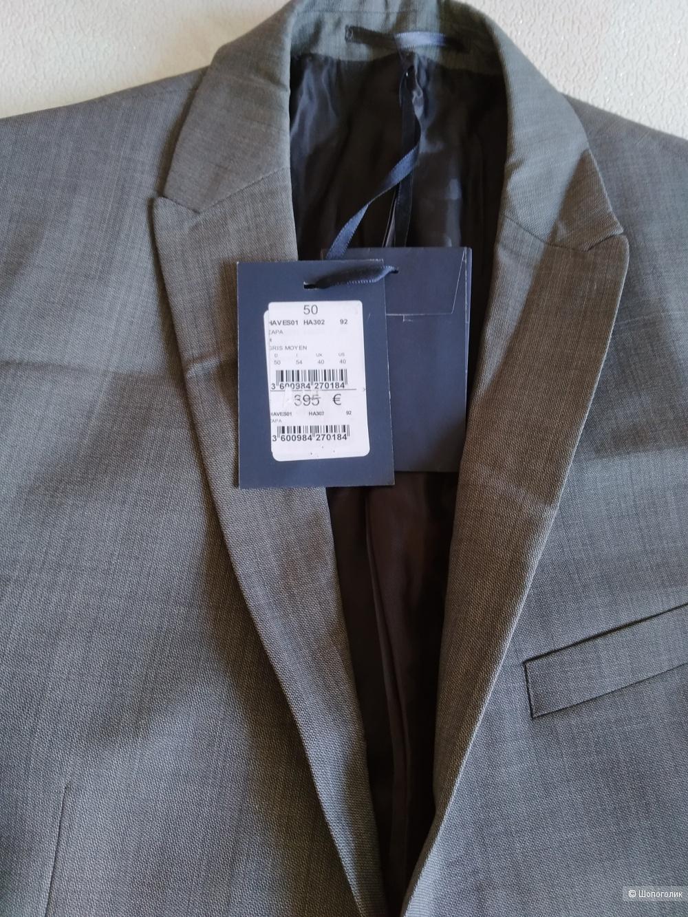 Пиджак zapa размер 50
