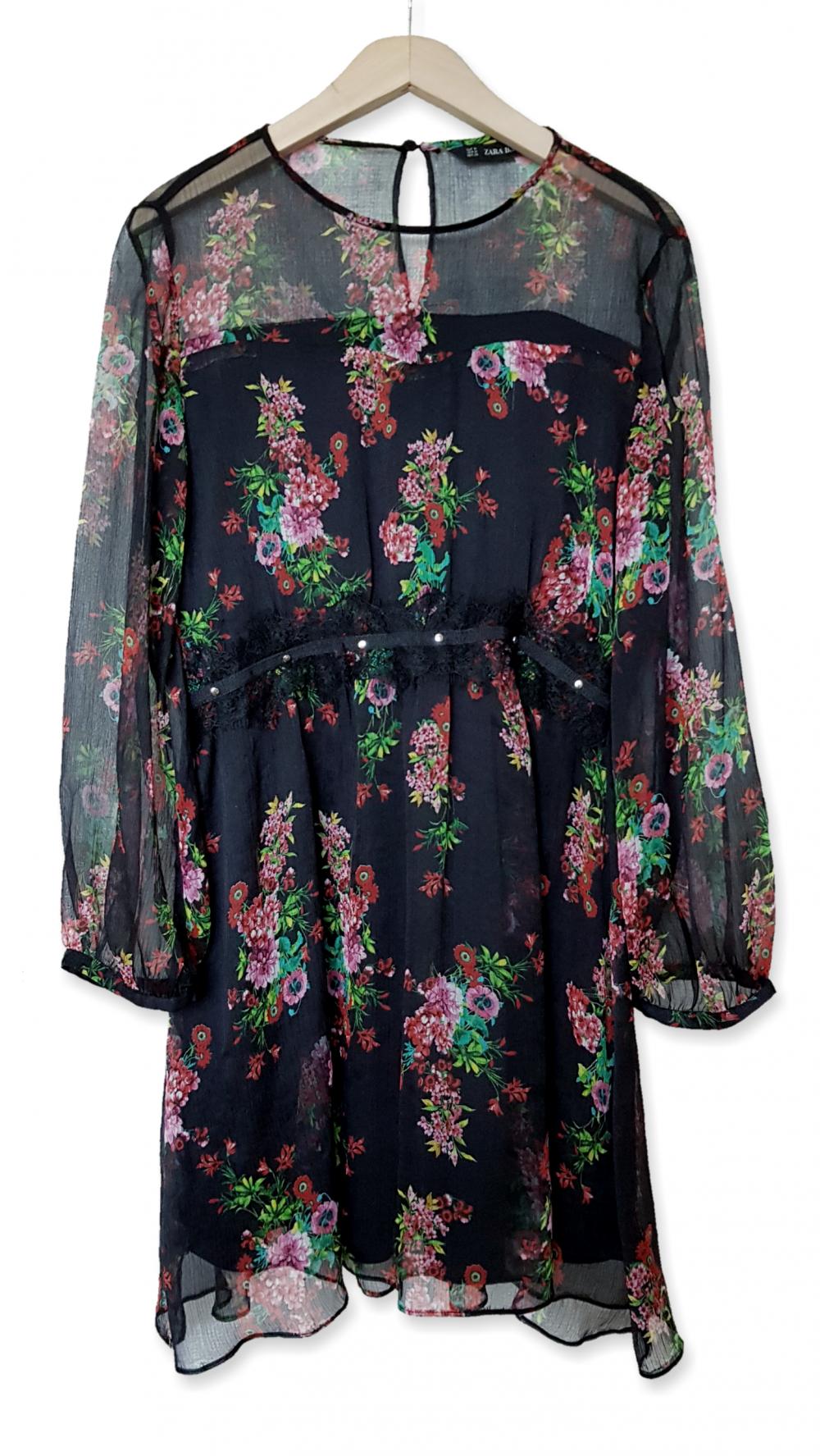 Платье Zara 44/44+/M