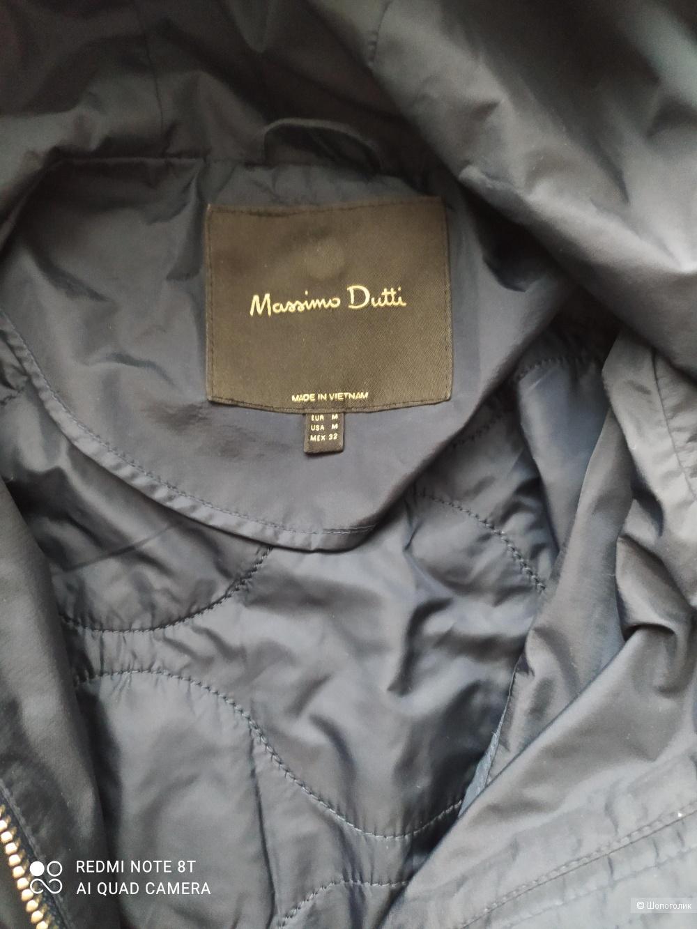 Ветровка утеплённая  Massimo Dutti р-р M