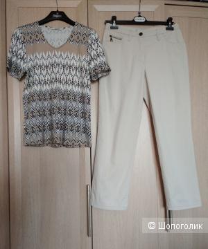 Сет из футболки Devernois и джинсовые брюк Basler, S
