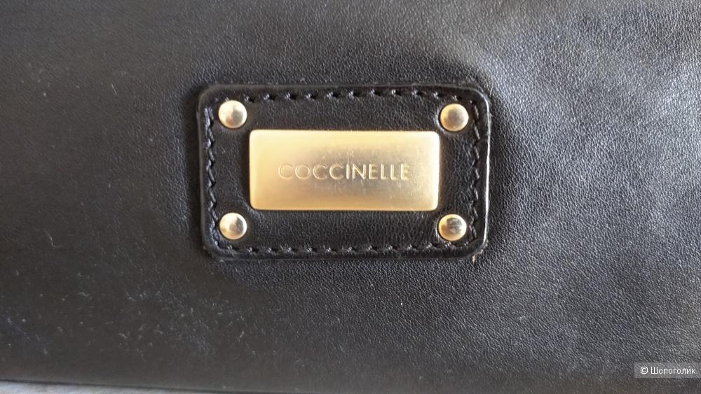 Сумка coccinelle 27см на 18см
